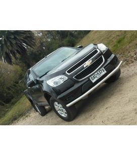 Defensa delantera inoxidable Chevrolet